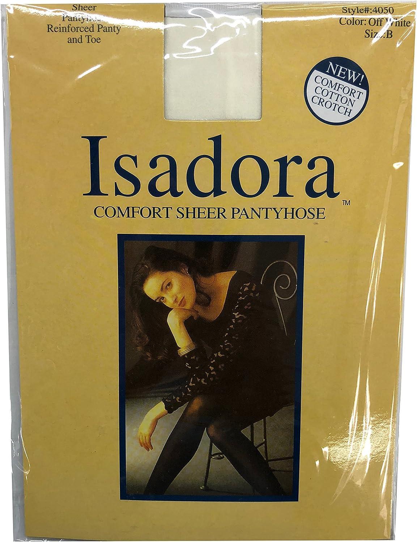 3 Pairs Comfort Sheer Pantyhose - Isadora