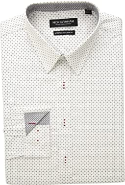 Star Dot Dress Shirt