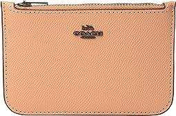 Zip Card Case in Crossgrain Leather