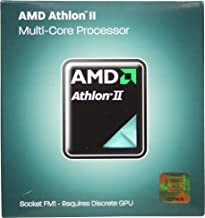 AMD Athlon II X4 631 2.6GHz 4x1 MB L2 Cache Socket FM1 100W Quad-Core Desktop Processor - Retail AD631XWNGXBOX