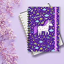 NOTEBOOK FOR KIDS (No.3) designed with the image of a cute, highly iconic horse will be a great gift for you and your kids. The notebook is for planning and writing notes. Size: 6*9 9inch), 200 pages