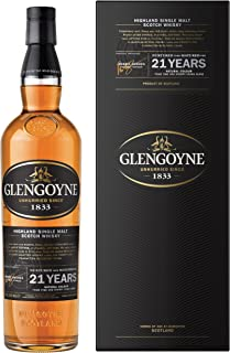 Glengoyne Highland Single Malt Sherry Cask 21 Jahre 43% 1 Flasche, 1er Pack 1 x 700 ml