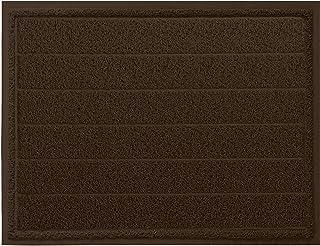 Gorilla Grip Durable Indoor Door Mat, 47x35, Absorbent Quick Dry Boot Scraper, Large Size, Heavy Duty Doormats, Commercial...