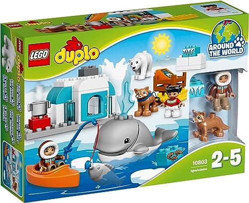 gran descuento LEGO LEGO LEGO - ártico, (10803)  Entrega gratuita y rápida disponible.