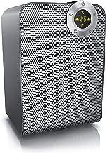 Brandson 96846313684 Calefactor, gris (cool grey), 1800 Watt