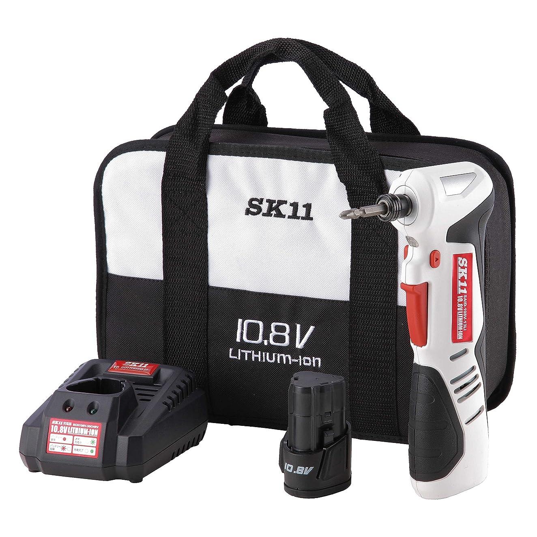 初期のペストリー平行SK11 充電 アングル インパクトドライバー 10.8V SAID108V-13Lis