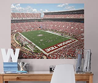 Fatheads NCAA Unisex OfficiallyLicensed Removable Wall Decal