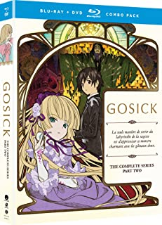 Gosick: the Complete Series - Part Two [Blu-ray] [Import]