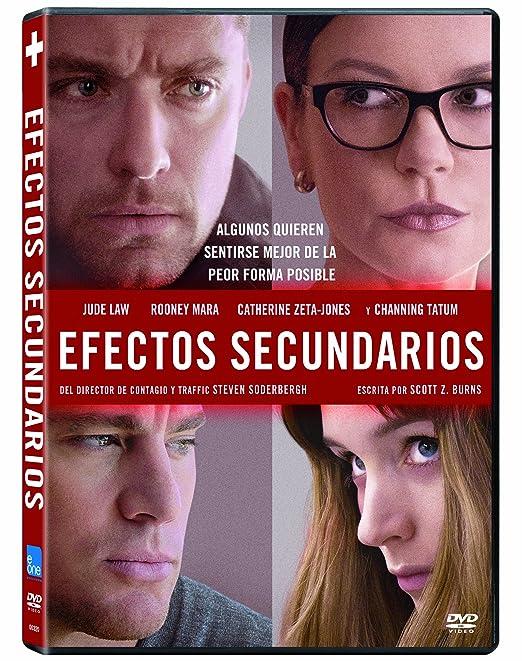 Efectos Secundarios [DVD]: Amazon.es: Rooney Mara, Channing ...