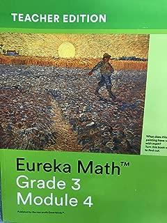 Eureka Math Grade 3 Module 4 Teachers Edition