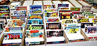 Comic Books Gift Pack - 20 Comics Marvel & DC Only - Superheroes Grab Bag