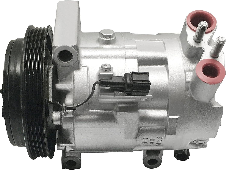 割引 RYC 出荷 Remanufactured AC Compressor and FG436 A C Clutch