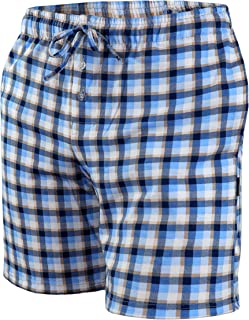 Sesto Senso Pantaloncini Pigiama Uomo Pantaloni Corto Cotone Shorts Confezione da 1-2 Pezzi