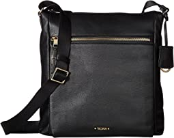 Voyageur Canton Leather Crossbody