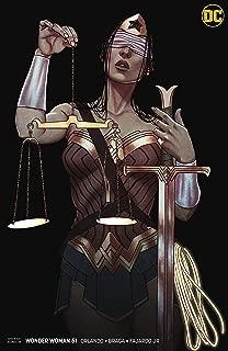 WONDER WOMAN #51 VAR ED