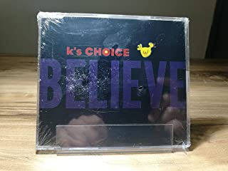 Mejor Believe K'S Choice de 2021 - Mejor valorados y revisados