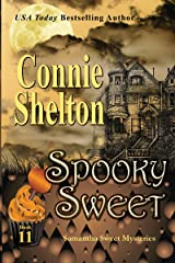 Spooky Sweet: A Sweet's Sweets Bakery Mystery (Samantha Sweet Mysteries Book 11) Kindle Edition