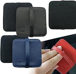 Eco-fused nettoyage pads - 6 Paquets de 3 x 3 pouc