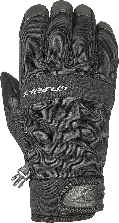 Seirus Innovation 1411 Ultralite Spring Glove with Velcro Cinch, Unisex