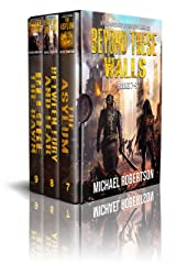 Beyond These Walls - Books 7 - 9 Box Set: A Post-Apocalyptic Survival Thriller (Beyond These Walls Boxset Book 2) Kindle Edition