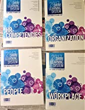 2017 SHRM Learning System Books for SHRM CP and SHRM SCP