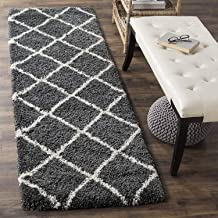 YAZLYN COLLECTION Modern Shaggy Carpets and Rugs for Hall, Offices, Kitchens, Bedroom, Living Room and Cabins.