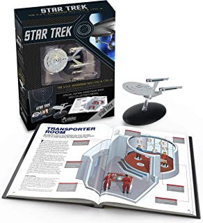 Star Trek: The U.S.S. Enterprise NCC-1701 Illustrated Handbook Plus Collectible (Star Trek Illustrated Handbooks)