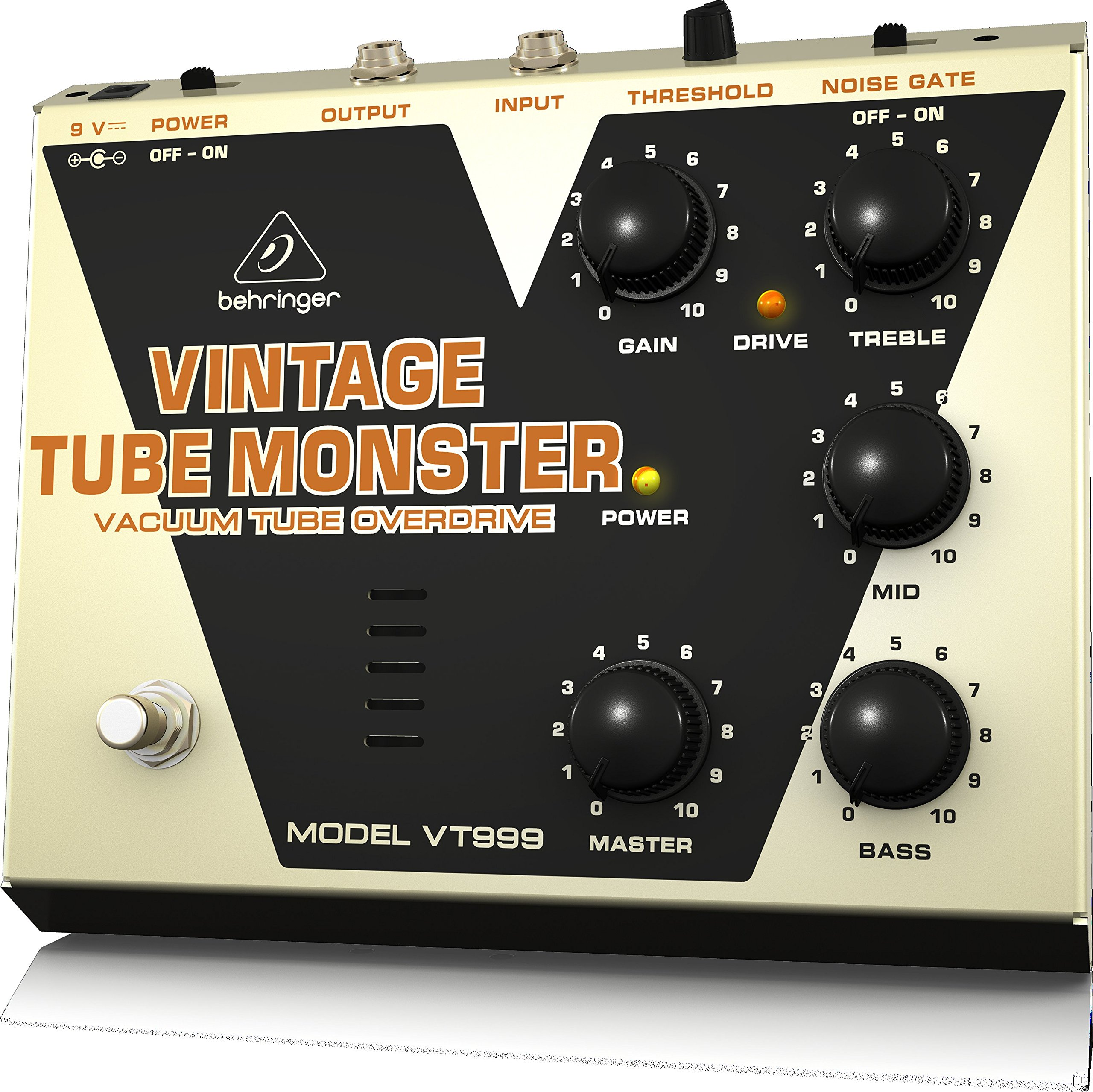 Behringer VT999 - Accesorio para guitarra efectos vt-999: Amazon ...