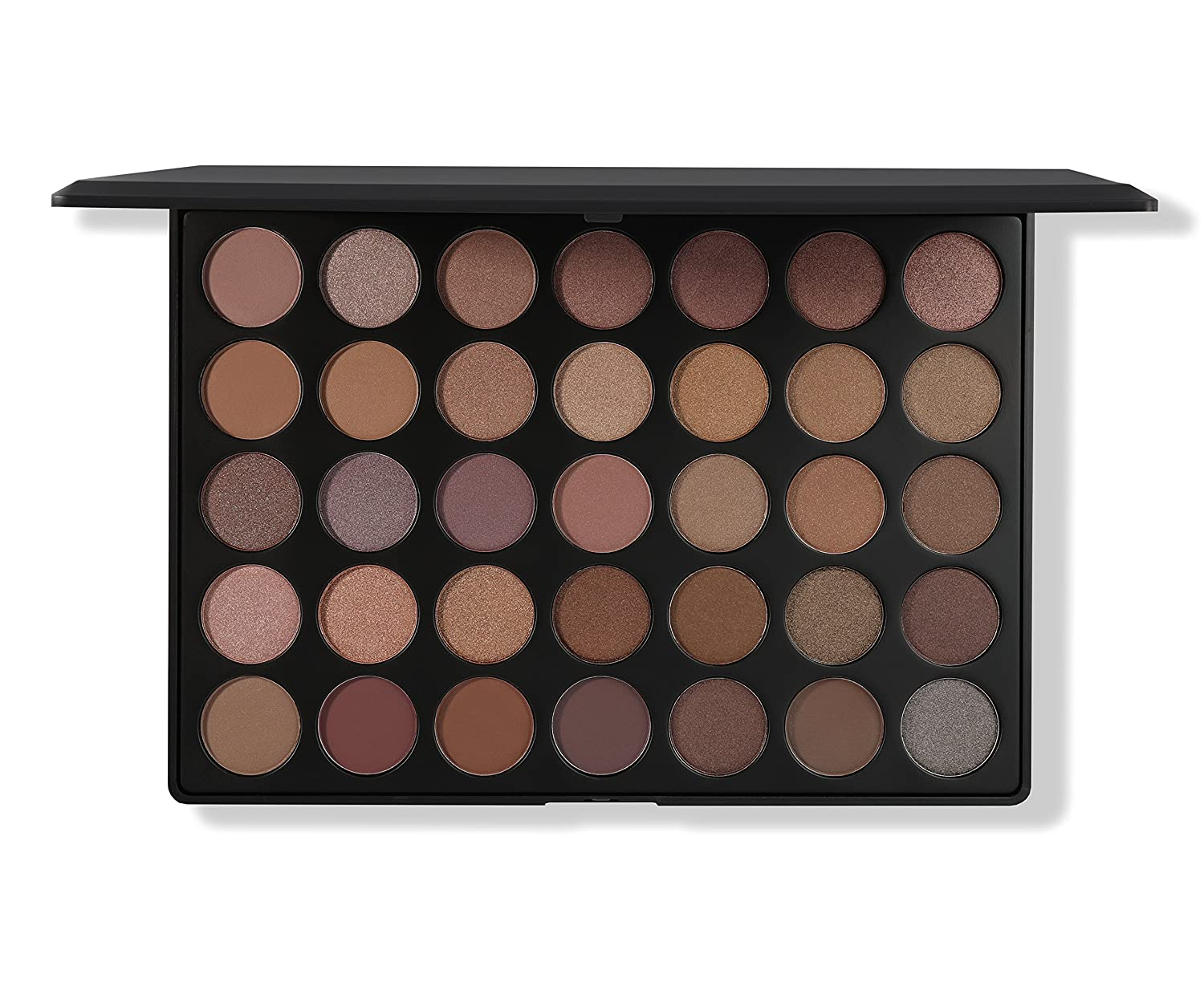 Morphe Pro 35 Gorgeous Color Eyeshadow 35T Taupe Large-scale sale Makeup - Palette