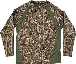 Mossy Oak Men's Lightweight Camo Shirts Hunting