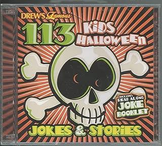 Drew's Famous 113 Kids Halloween Jokes & Stories