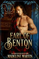 Earl of Benton: Wicked Earls Club (Matchmaker of Mayfair Book 3) Kindle Edition