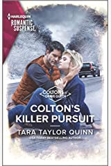 Colton's Killer Pursuit (The Coltons of Grave Gulch Book 2) Kindle Edition