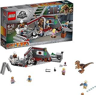 LEGO Jurassic World Caza del Velociraptor en Parque