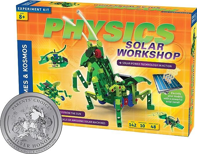 Thames and Kosmos Physics Solar Workshop Science Kit
