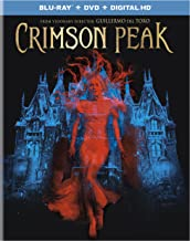 crimson peak blu ray arrow