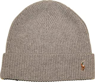 Polo Ralph Lauren Mens Merino Wool Watch Beanie Cap