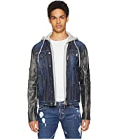 DSQUARED2 - 2-in-1 Denim Jacket