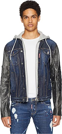 2-in-1 Denim Jacket