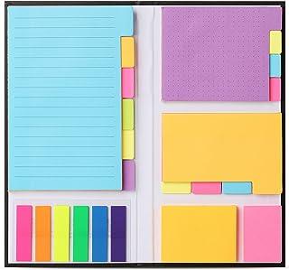 Mr. Pen - ست یادداشت های مهم ، برگه های یادداشت های مهم ، بسته 410 ، یادداشت های مهم تقسیم کننده ، لوازم مدرسه ، لوازم اداری ، یادداشت های مهم برنامه ریز ، برگه های تقسیم کننده یادداشت های مهم ، یادداشت های کتاب ، یادداشت های مهم کتاب مقدس