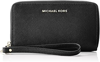 Michael Kors Women's Jet Set Travel Large Smartphone Wristlet