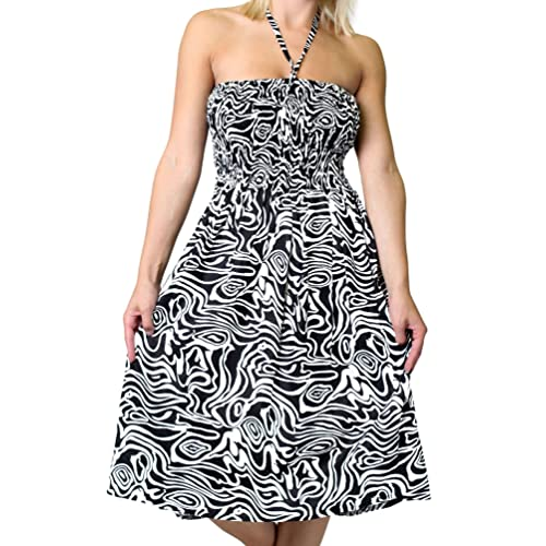 3555a85d3 Zebra Print Dress  Amazon.com