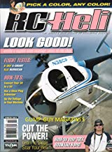 RC Heli October 2007 Helicopter Magazine HIROBO'S HIGHS 5000 FUSELAGE TAKES TO THE SKYS Flight Tested: E-Sky E-Smart, RJX Hurrican CUT THE POWER: LEARN TO SLOPE SOAR YOUR HELI Convert Your 30 to a 50