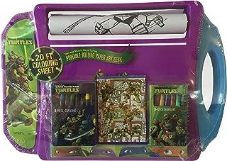 Nickelodeon Teenage Mutant Ninja Turtles Portable Rolling Art Desk