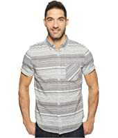 United By Blue - Short Sleeve Ridgerunner Stripe Shirt