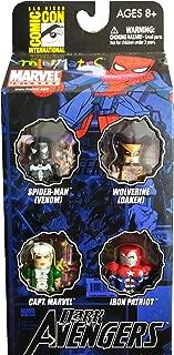 Marvel Dark Avengers: Dark Reign San Diego Comic Con Minimates Exclusive