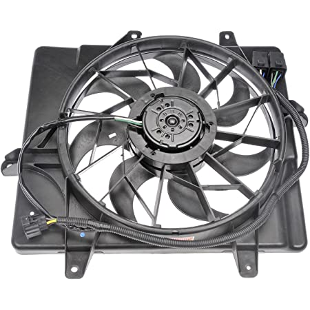 Dorman 620-175 Air Conditioning Condenser Fan Assembly