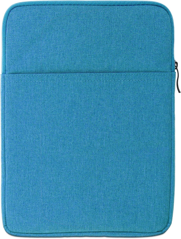 Zubeh/örfach passend f/ür SM-T110, SM-T111, SM-T113, SM-T116 humblebe Wasserabweisende Tasche mit Kantenschutz f/ür 7.0 Samsung Galaxy Tab 3 lite in PINK Superweiches Inlay inkl
