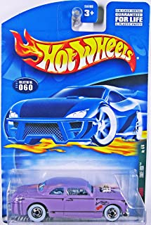 Hot Wheels Rat Rods Series #4 Shoe Box with HW Logo #2001-60 Collectible Collector Car Mattel 1:64 Scale