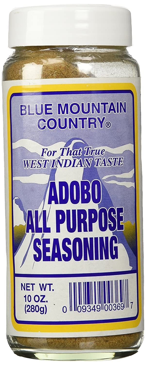 Blue Mountain Max 90% OFF Country Adobo NEW All Purpose Ounce 10 Seasoning